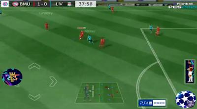 FTS Mod PES 2021 HD Screenshot
