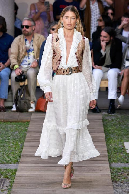 Модное платье весна-лето 2020 4