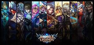 Pusat akun mobile legends murah mulai Rp 50 ribuan!
