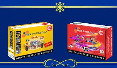 Perbedaan Nex Parabola Kuning dan Merah