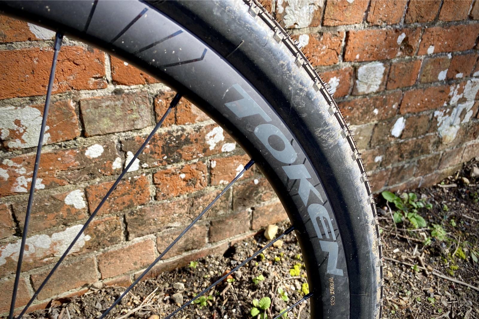 Token Products RoubX Gravel Carbon Wheel Set