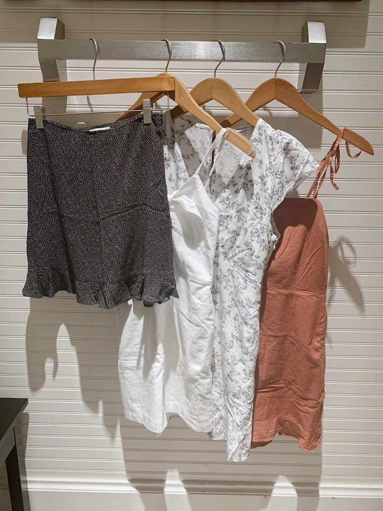 Abercrombie womens summer collection review