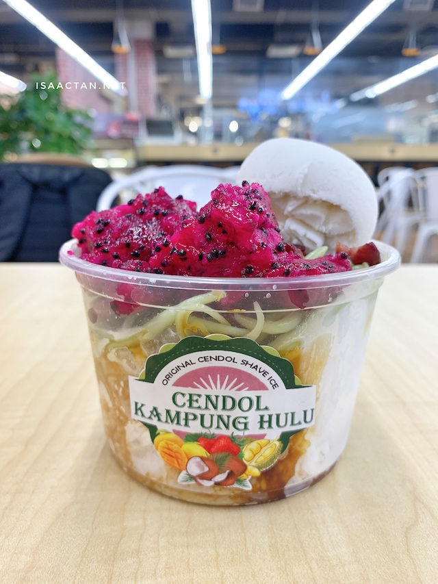 Cendol Dragon Fruit - RM10