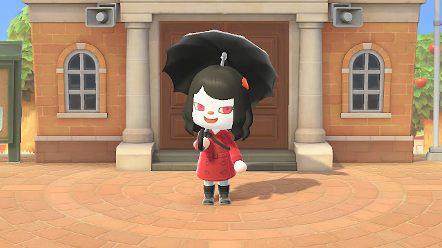 Animal Crossing Vampire