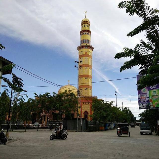 Mesjid Agung Sibolga