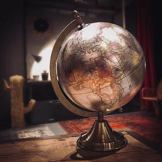 globe ancien