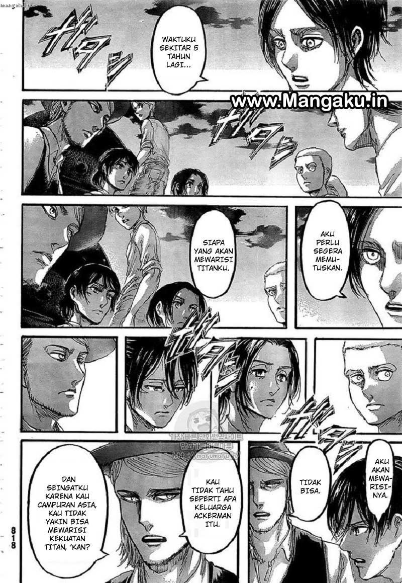 Shingeki No Kyojin: Chapter 108 - Page 21