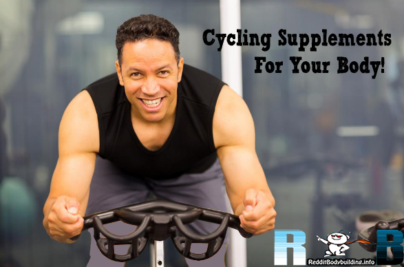 Cycling Supplements For Your Body !