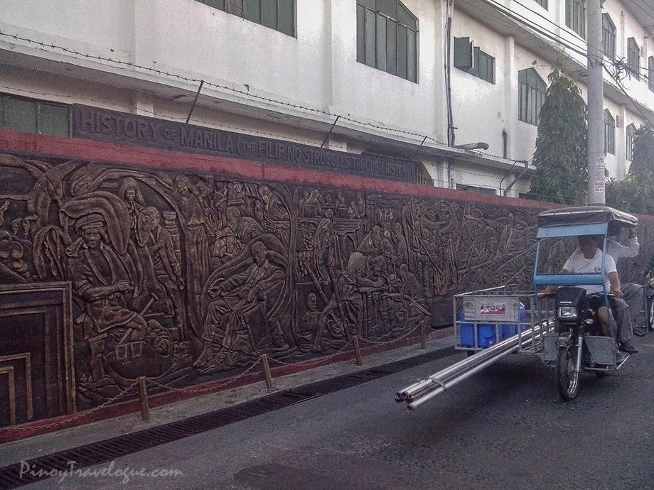 History of Manila by Carlos Francisco