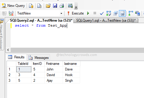 How to find and delete duplicate values in sql server - ASP