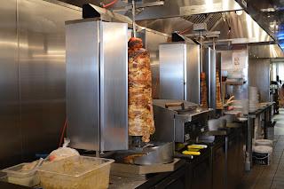 chicken shawarma spits Paramount Fine Foods Toronto blog