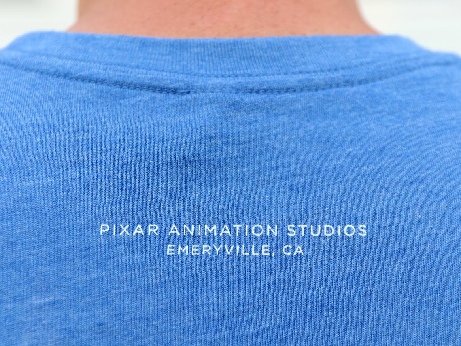 pixar studio store exclusive cars dinoco shirt