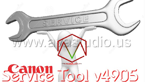 Canon Service Tool V.4905 Full Version