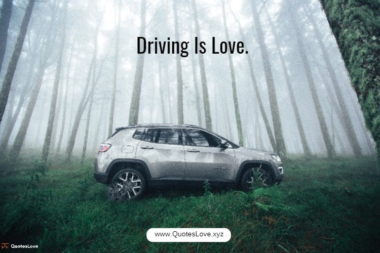 Quotes On Driving