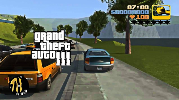 GTA 3 Apk + OBB 1.8 for Android free download