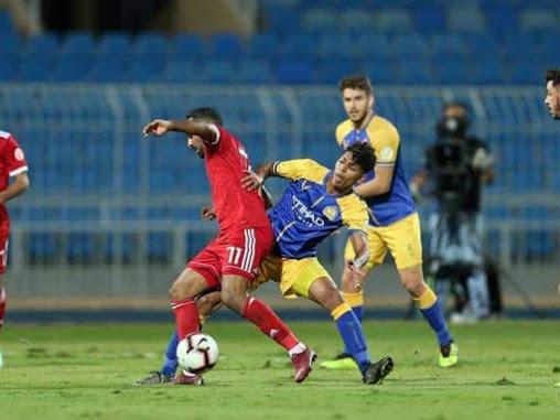بث مباشر مباراة النصر والوحدة اليوم في الدوري السعودي يلا شوت جوال