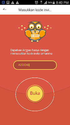 Invite Code Kubik News