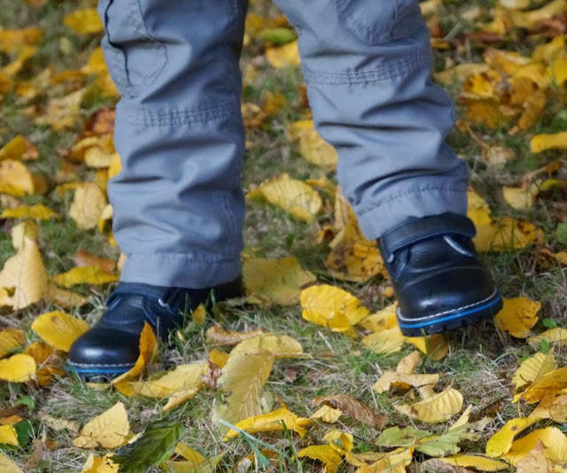 Schuhe Junge Klettverschluss