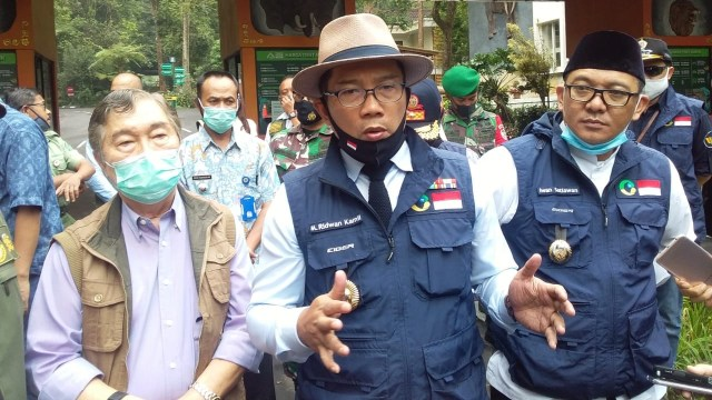 Ridwan Kamil Resmi Daftar Jadi Relawan Uji Klinis Vaksin Corona