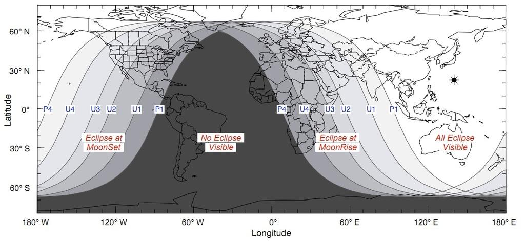 contoh Materi Tentang Gerhana bulan  MyEvellent