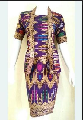43+ Model Baju Batik Bali Pria dan Wanita Modern Terbaru ...