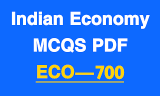 700+ Mcqs With Explanatory Notes for Economy pdf