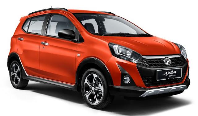 1, 2, 3, 4, 5. PROMOSI PERODUA MALAYSIA: Harga Axia 1.0 Style (Auto) 2021- Promosi Perodua 2021
