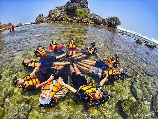 10 best beaches in Gunungkidul Yogyakarta