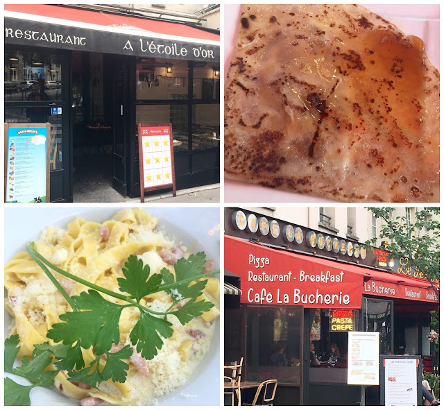 Food to eat in Paris