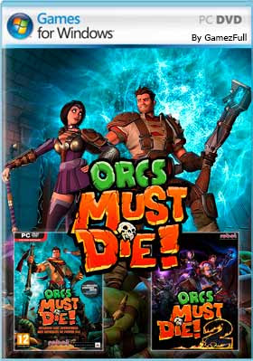 Orcs Must Die Collection (2011-2012) PC Full Español