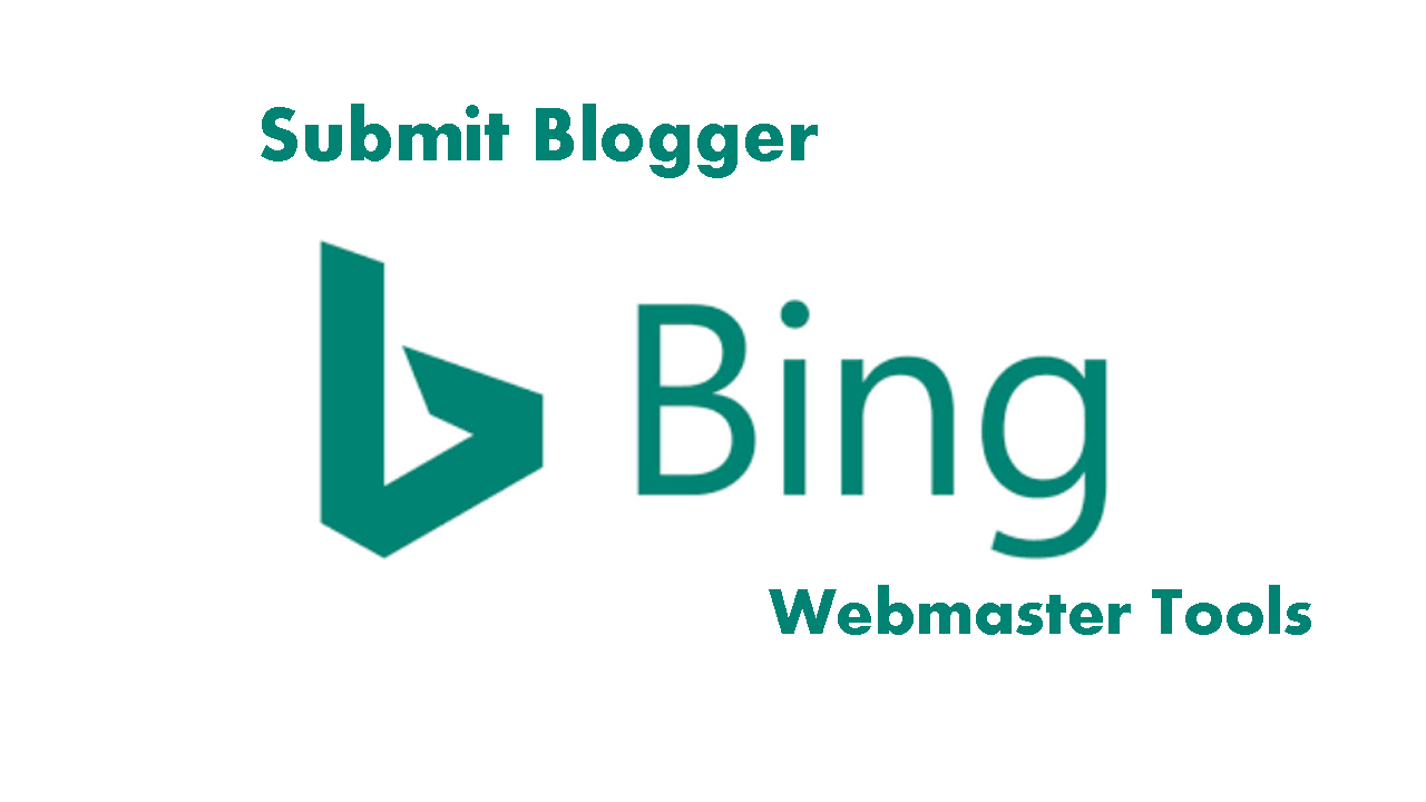 How to Submit Blogger site into Bing & Yahoo Search engine  Submit blogger in Bing Webmaster Tools