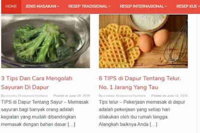 reseponline resep masakan simple