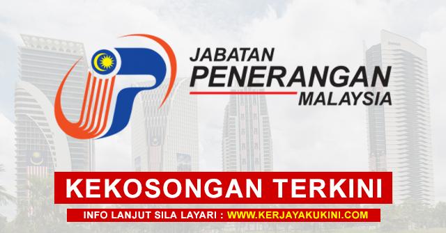 Jabatan Penerangan Malaysia Buka Pengambilan Kekosongan Jawatan Terkini Seluruh Malaysia ~ Minima SPM Layak Memohon!