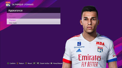 PES 2020 Faces Fernando Marçal by Raden