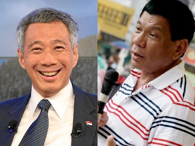 Singapore lauds Duterte administration