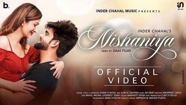 Inder Chahal - Nishaniya Lyrics   Surilie   Ar Deep   Daas Films   Latest Punjabi Songs 2020 Lyrics Planet