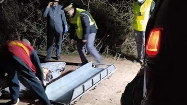جريمة بشعة.. مقتل سائق سيارة أجرة قرب مطار أكادير المسيرة
