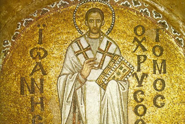 10 Kutipan dari St Yohanes Krisostomus