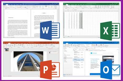 حزمة Microsoft Office