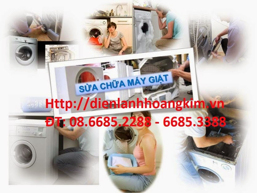Trung tâm bảo hành máy giặt electrolux tại tphcm