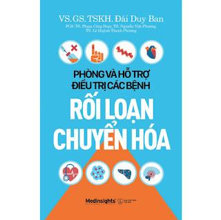Phòng Và Hỗ Trợ Điều Trị Các Bệnh Rối Loạn Chuyển Hóa ebook PDF-EPUB-AWZ3-PRC-MOBI