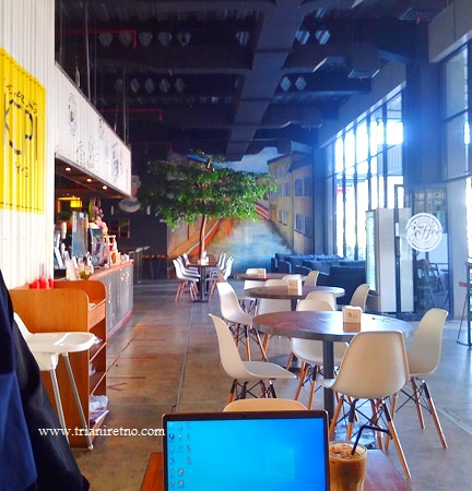 coffee shop di bandung timur