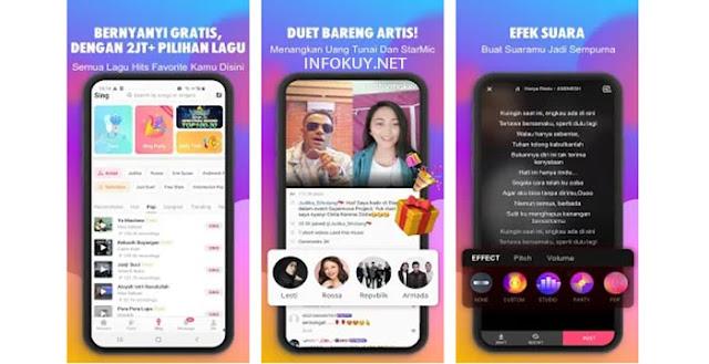 StarMaker: Sing Free Karaoke, Record