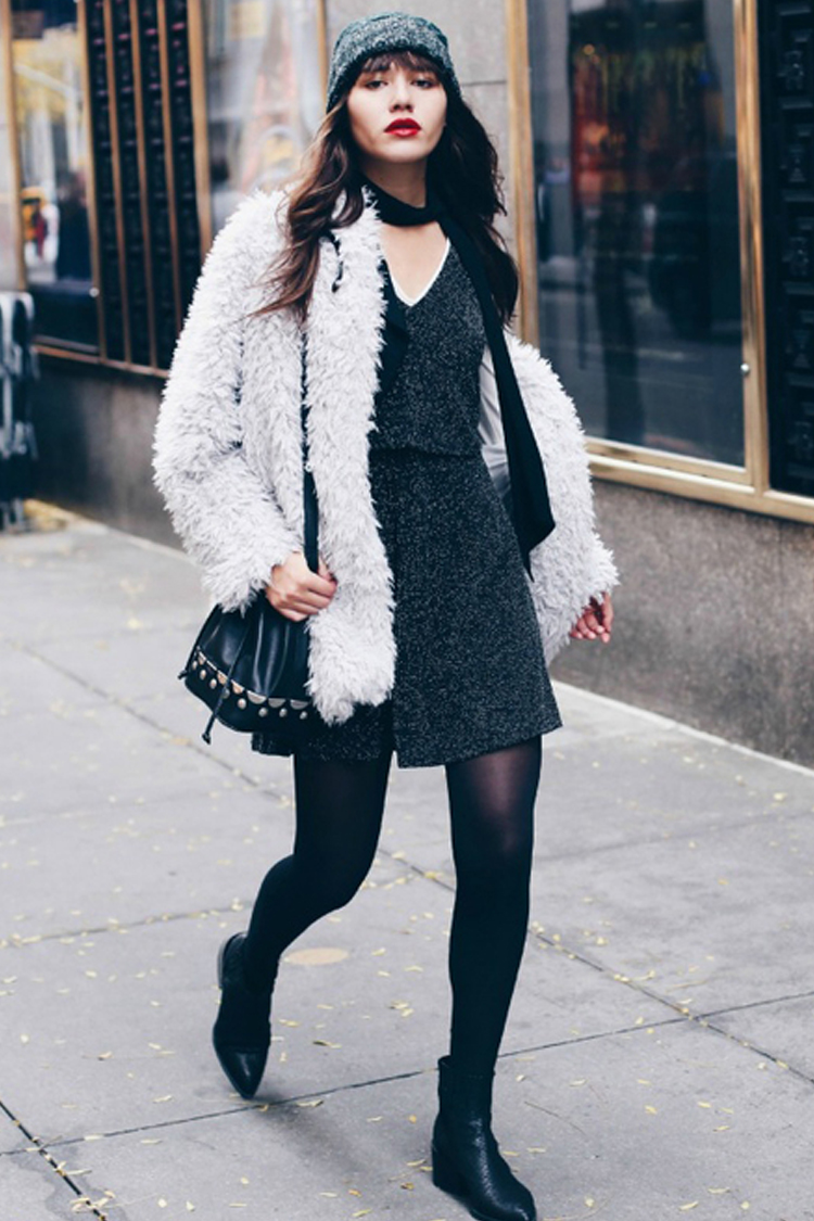 Winter Fashion Pinterest