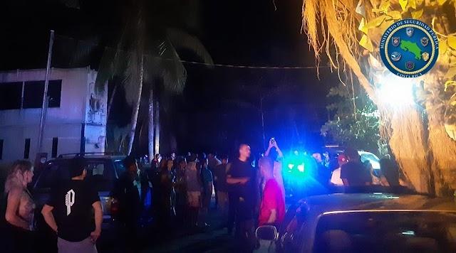 174 fiestas y eventos clandestinos fueron atendidos por la Fuerza Pública durante sábado y madrugada del domingo