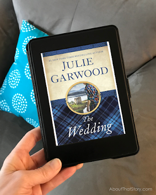 Book Review: The Wedding by Julie Garwood | About That Story