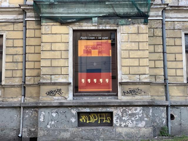 Rīgas Mazākā galerija, capital r, capital riga, martins engelis, coronavirus, postpandemic, latvia