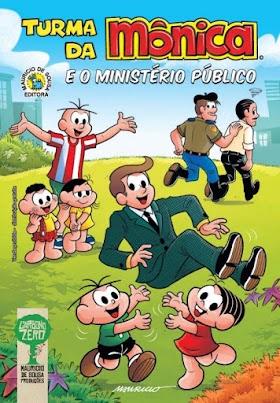 A Turma da Mônica e o Ministério Público