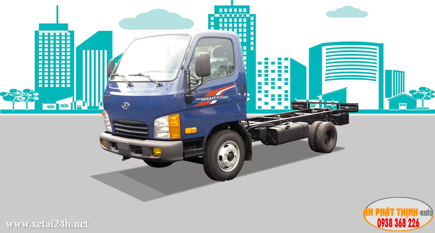 Xe tai Hyundai New Mighty N250