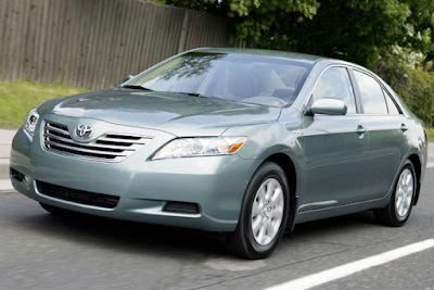 Daftar Harga Mobil Bekas Camry Terbaru
